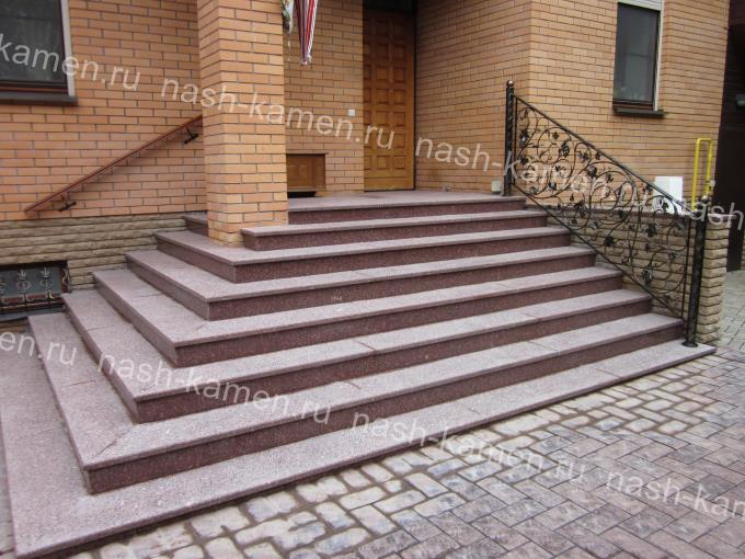 Уличная термо лестница
