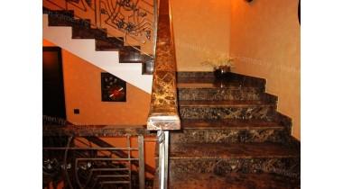 Лестница  мрамор Имперадор Дарк