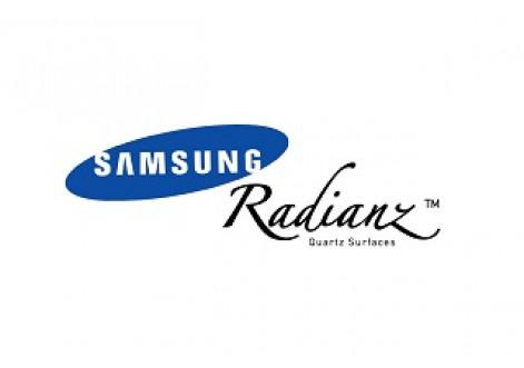 Кварцевый агломерат Samsung Radianz