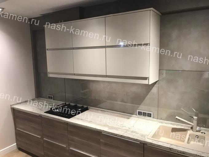 Столешницы для кухни в стиле хай тек