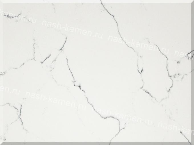 Кварцевый агломерат Vicostone Bianco Venato BQ8440