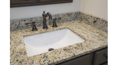 Столешница для ванной New Venetian Gold
